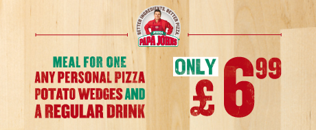 Meal Deal - i-Skate Uttoxeter